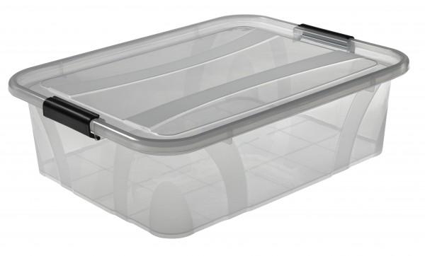Aufbewahrungsbox 25 - 21 Liter Volumen - 510 x 385 x 148 mm